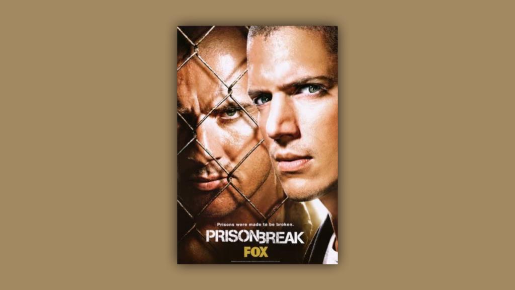 Prison break - tv series